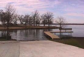 The Private Boat Ramp Allows Immediate Access To Lake Fork Or You Can Fish Right From
