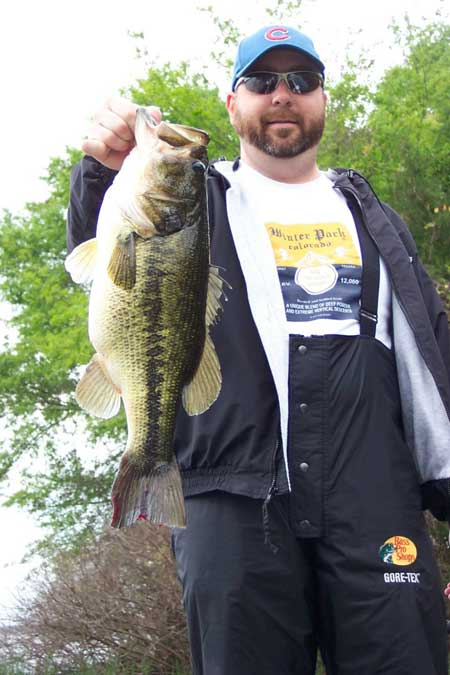Lake fork bass fishing reports for Bass fishing in ct