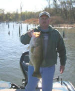 10.88 lb., Jim Hughes from Steelville