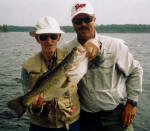fishing with Pro Guide John Tanner