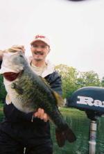 Lake Fork trophy bass fishing