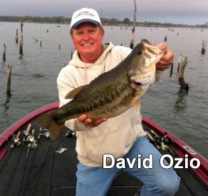 Lake Fork Professional Guide David Ozio