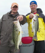 Fishing with Pro Guide Tom Redington