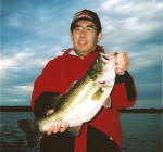 Mr. Horiguchi from Japan landed this great bass with Pro Guide Jimmy Everett