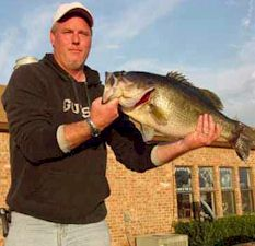 orey Harvill Shreveport, LA caught the #4 ShareLunker bass weighing 13.11 and measured 25.5 inches long.