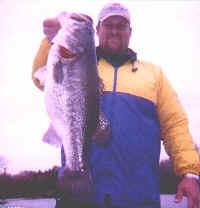 lake fork bass fishing