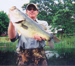 Tommy Duke from Wichita Falls, Texas with a 10.02