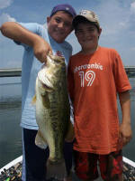 Fishing with Pro Guide Lance Vick