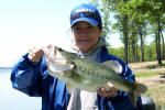 ght on April 15, 2007 while fishing with Lake Fork Pro Guide Larry Womack