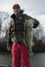 Lake Fork trophy bass
