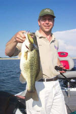 Patrick Veltman Fishing with Pro Guide Tom Redington.