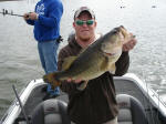 Pro Guide Jimmy Everett with a nice one over 7lbs