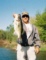 Lake Fork Pro Guide Ray Vereen
