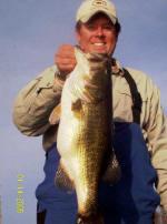 Lake Fork Pro Guide Tom Redington