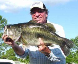 a 14.02 lb largemouth bass