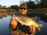 Lake Fork trophy bass fishing with Pro Guide Wendell Moon
