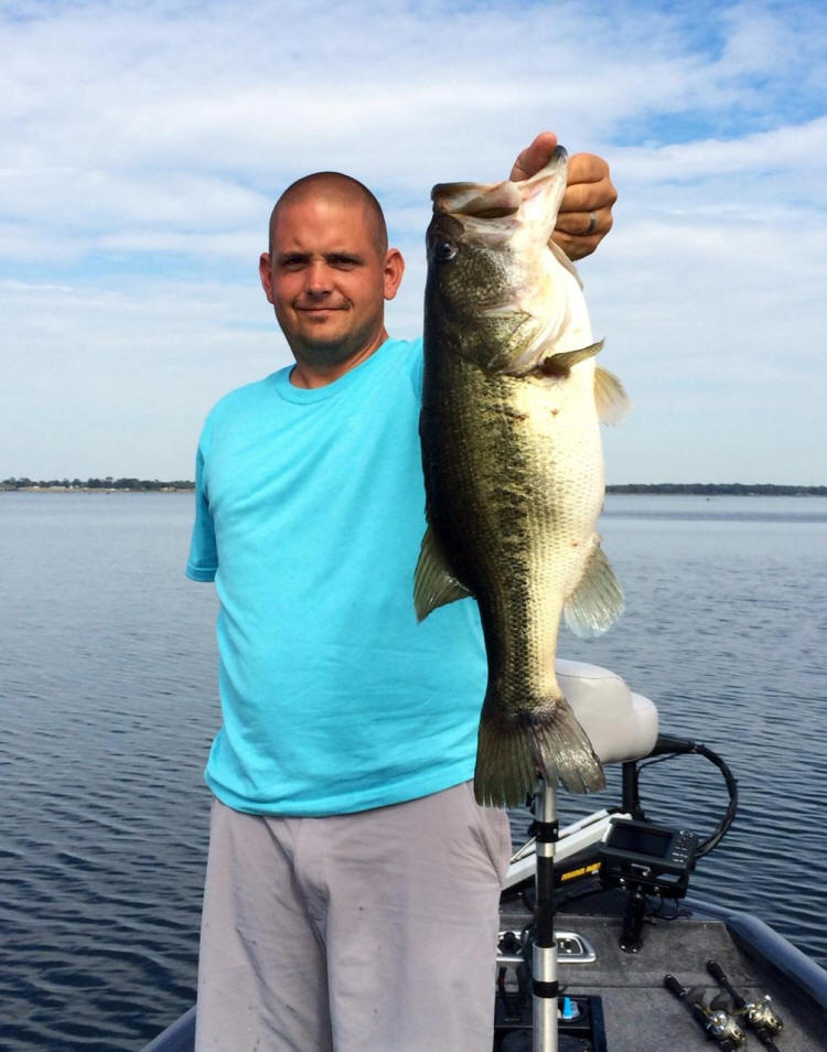 Lake fork fishing pictures year of 2014 for Professional bass fishing