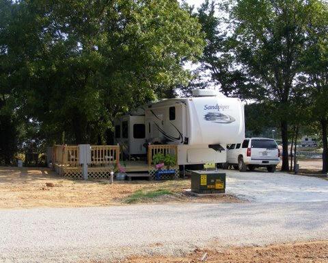 Lake Fork's Rolling Fork RV & Mobile Home Park
